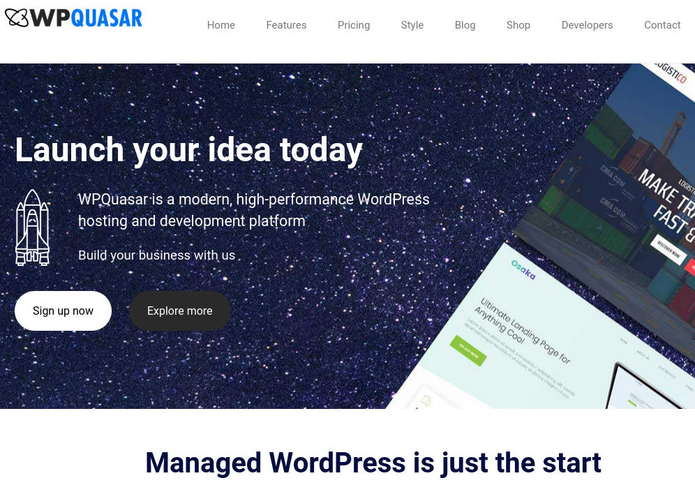 Not happy with your WordPress host? WPQuasar will move you for free