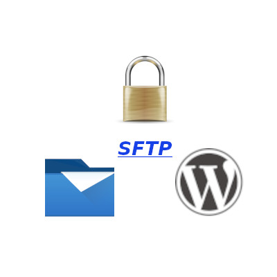 SFTP with WordPress